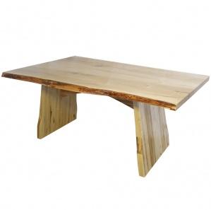 Lyndon Ambrosia Maple Top Dining Table