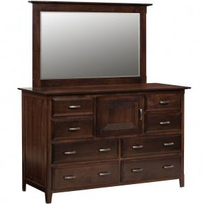 Worthington Amish Dresser with Mirror Option