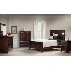 Worthington Amish Bedroom Set