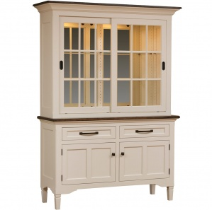 Westcott 2 Door Amish Hutch