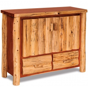 Elkhorn Amish TV Stand
