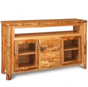 Elkhorn Amish TV Cabinet