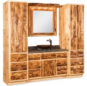 Elkhorn Amish Bathroom Vanity