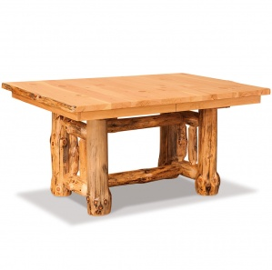 Elkhorn Leaf Amish Table