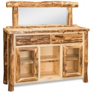 Elkhorn Amish Sideboard