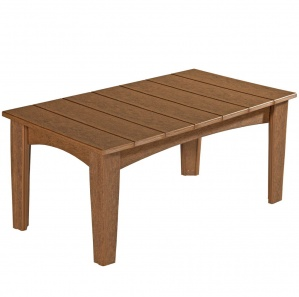 Island Outdoor Amish Coffee Table