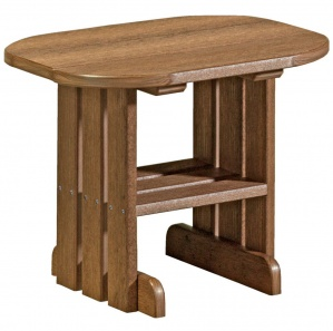 Fairfield Poly End Table