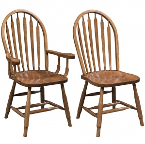 Addieville Amish Dining Chairs