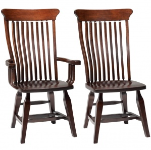 Old South Amish Dining Chairs