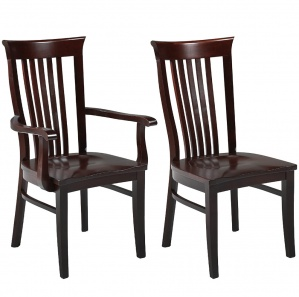 Jacob Martin Amish Dining Chairs