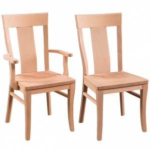 Lisa Amish Dining Chairs