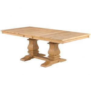 Mediterranean Amish Dining Table