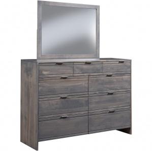 Hadley Amish Dresser with Mirror Option