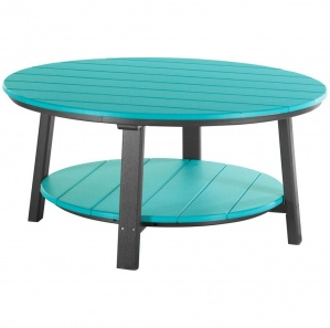 Deluxe Poly Amish Patio Table