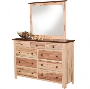 Kanata Amish Dresser with Mirror Option