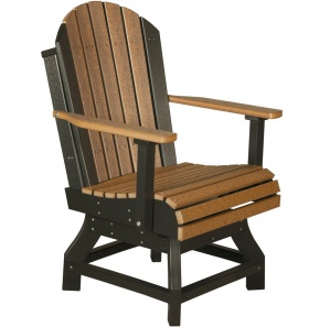 Glade Haven Swivel Patio Chair Set