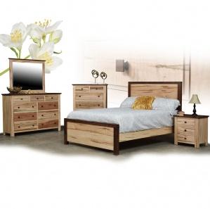 Kanata Amish Bedroom Furniture Set