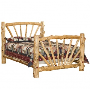 Cedar Grove Sunrise Amish Bed