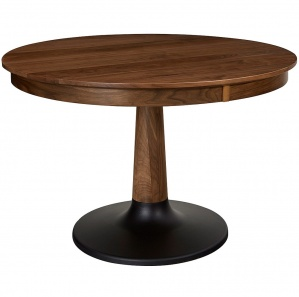 Bowie Round Amish Dining Table