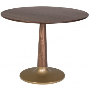 Bowie Round Amish Pub Table