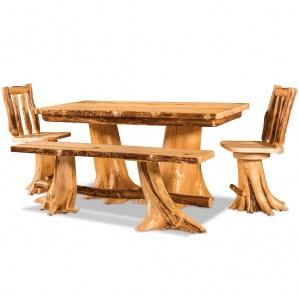 Elkhorn Amish Dining Set