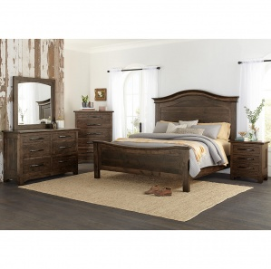 Fontana Signature Amish Bedroom Set