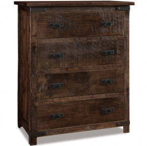 Ironwood Amish Chest of Drawers