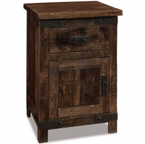 Ironwood Amish Nightstand