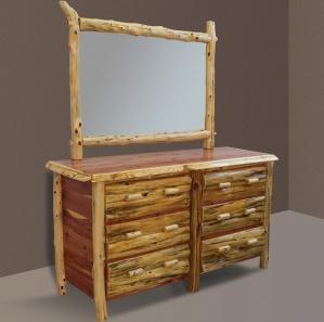 Red Cedar Amish Dresser