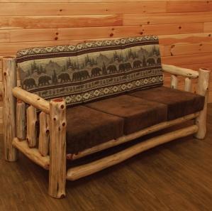 Red Cedar Amish Sofa