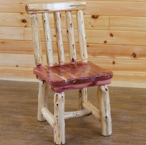 Red Cedar Amish Dining Chairs