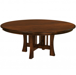 Grove Park Round Amish Dining Table