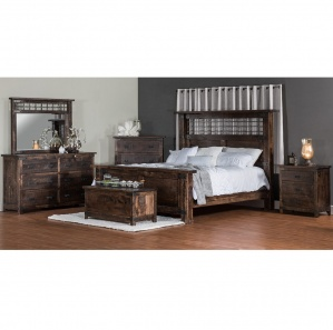 Ironwood Amish Bedroom Furniture Set