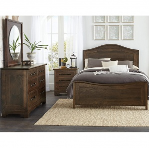 Fontana Loft Amish Bedroom Set