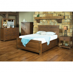 Williamsport Amish Bedroom Set