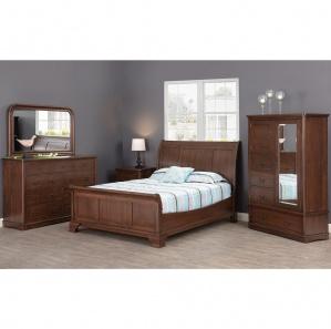 Hyde Park Amish Bedroom Furniture Set