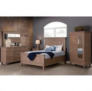 Rockport Amish Bedroom Furniture Set