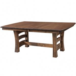 Nashville Trestle Amish Table