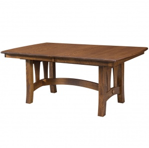 Naperville Trestle Amish Table