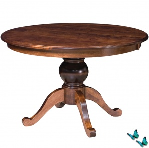 Danbury Amish Dining Room Table