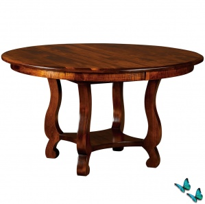 Olde Classic Sleigh Amish Dining Table