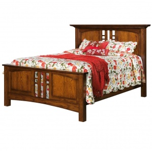 Kascade Amish Bed
