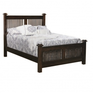 American Mission Four Poster Bed