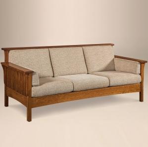 Rutherford Slat Amish Sofa