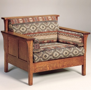 Rutherford Panel Amish Chair