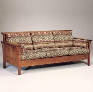 Rutherford Panel Amish Sofa