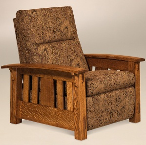 McCoy Amish Chair Recliner