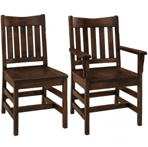 Colbran Amish Dining Chairs