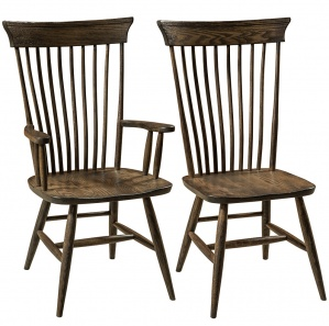 Concord Amish Dining Chairs
