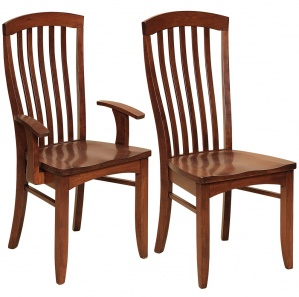 Kensington Amish Dining & Bar Chairs
